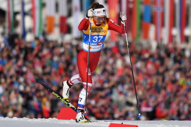 """Patrīcija Eiduka """"Tour de ski"""" sasniegusi Latvijas slēpošanai ļoti augstvērtīgus rezultātus"""