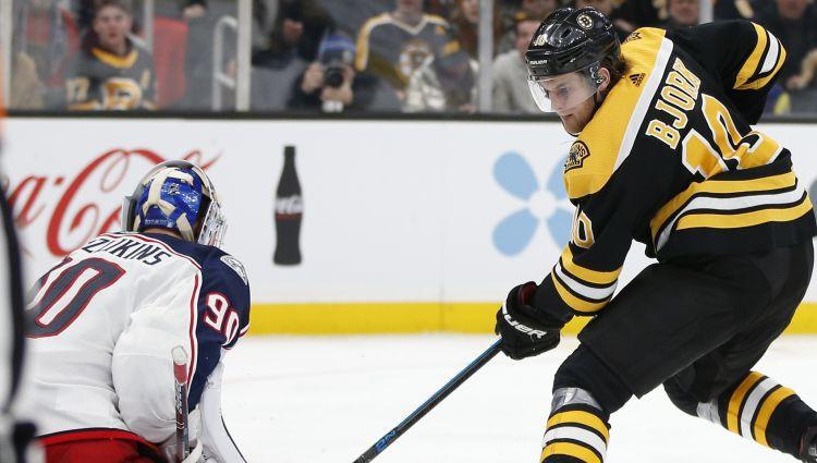 Merzļikinam uzvara Bostonā un vēl viens mača otrās zvaigznes tituls