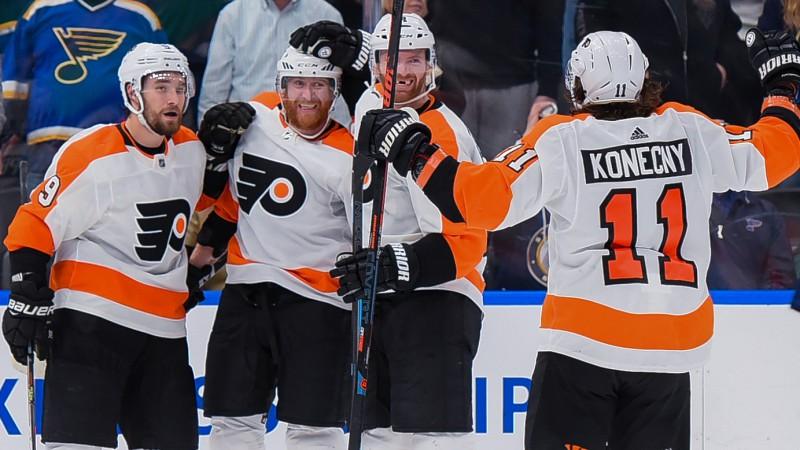 """""""Flyers"""" izlaiž +2 pārsvaru, taču pārtrauc čempiones lielisko mājas spēļu sēriju"""