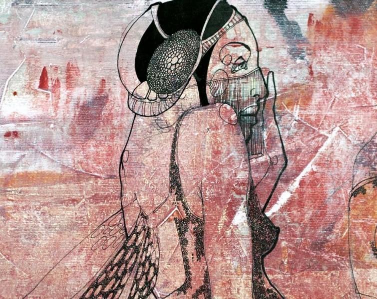 Latviešu mākslinieka-grafiķa Roberta Koļcova personālizstāde