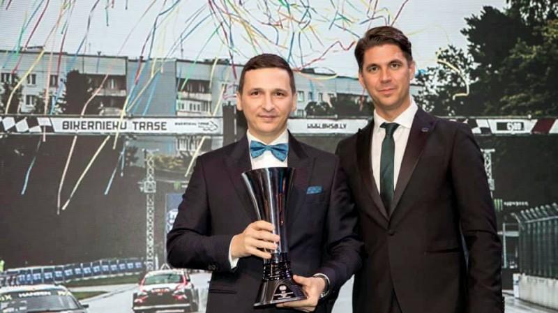''Neste World RX of Latvia'' trešo reizi kļūst par vislabāk sarīkoto Pasaules RX posmu