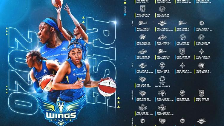 """Zemestrīce Dalasā – """"Wings"""" iegūst četras """"Top 10"""" izvēles pirms WNBA drafta"""