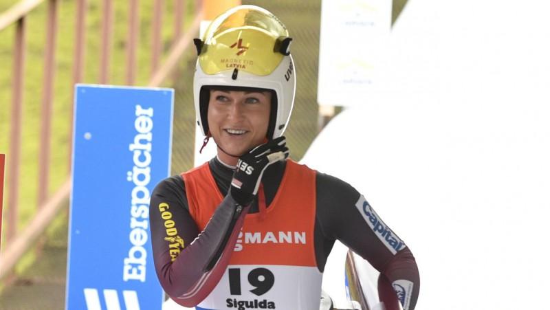 Caucei bronza sprinta sacensībās pasaules čempionātā