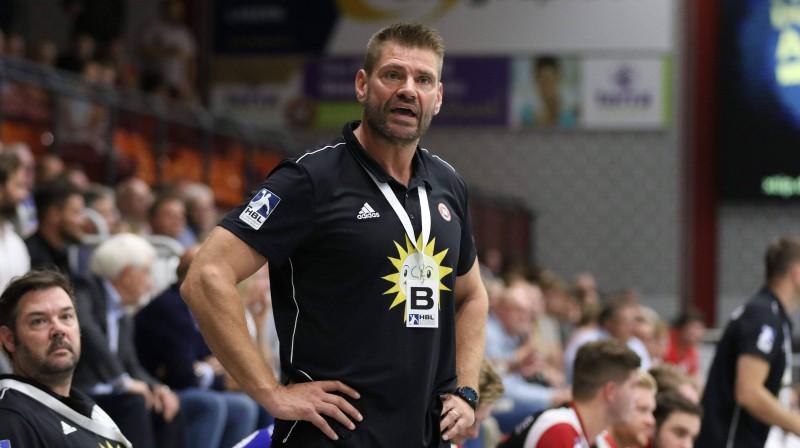Latvijas handbola izlasi vadīs Jurdža treneris Vācijas 2. Bundeslīgā
