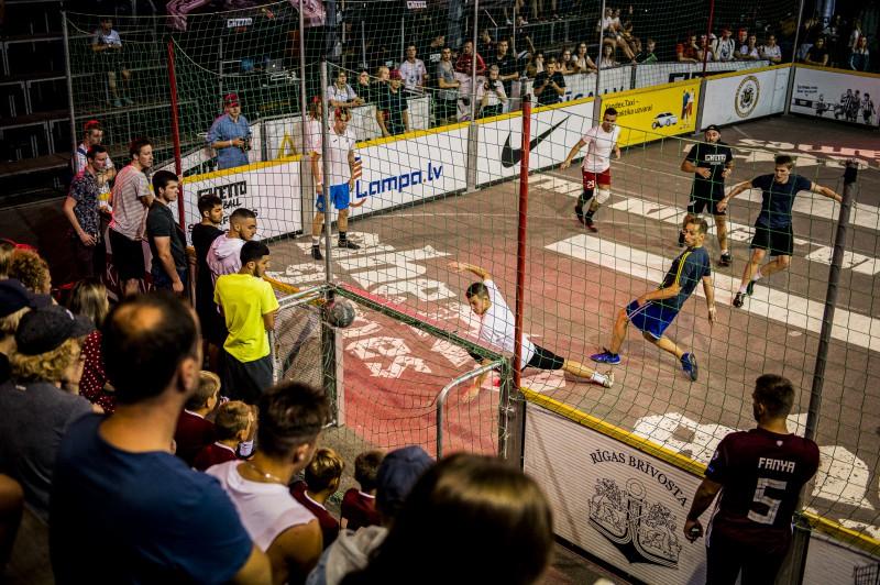 "Atvērta reģistrācija pirmajam ""Ghetto Football"" organizētajam Eirolīgas posmam Barselonā"