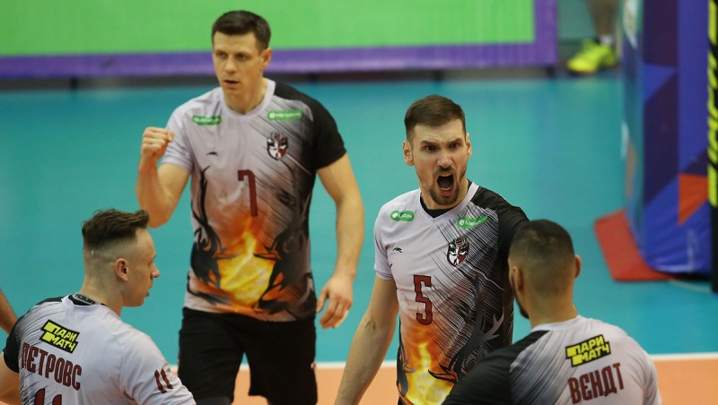 Latvijas pamatcēlājam Petrovam līgums ar ASK rokā arī nākamajai sezonai
