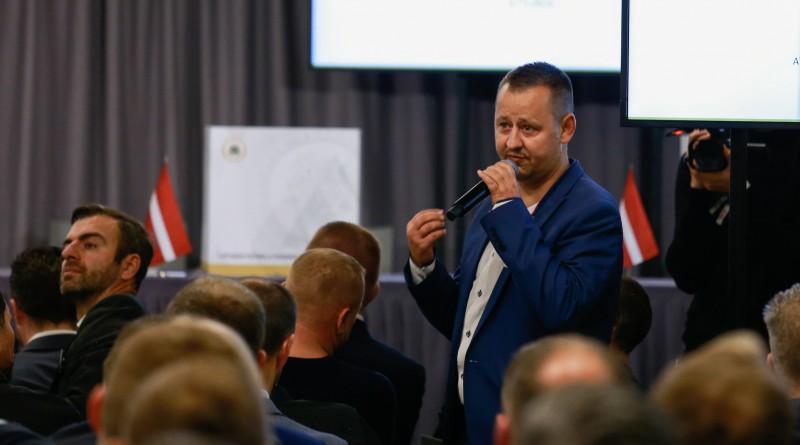 LFF Vēlēšanu komiteja lūdz starptautisko futbola organizāciju palīdzību