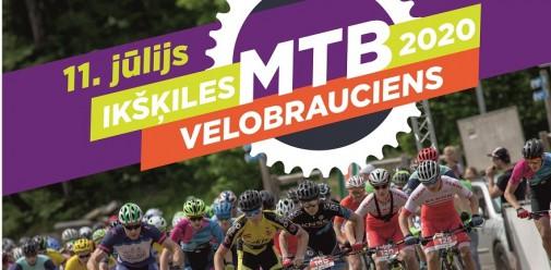 """Dabas parkā """"Zilie kalni"""" norisināsies tradicionālās MTB riteņbraukšanas sacensības"""