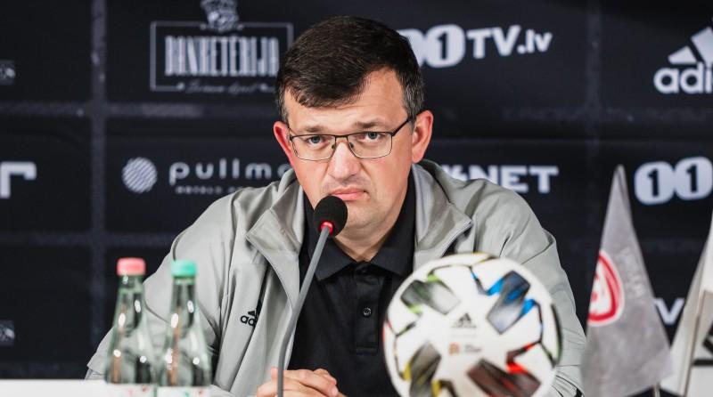 "Kazakevičs: ""Ar turbulenci nenodarbosimies, stabilizēsim pamatsastāvu"""