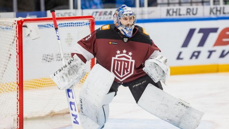 """""""Dinamo"""" turpina meklēt vārtsargu, Kivlenieku piesaistīt nav izdevies"""