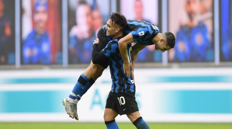 """Lautaro gadu sāk ar hat-trick, """"Inter"""" seši vārti un astotā uzvara pēc kārtas"""