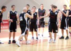 "Foto: Banku kausā uzvar ""Swedbank"" basketbolisti. I daļa"