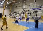 """Foto: """"Lieknas"""" basketbolisti uzvar Saldus novadā"""