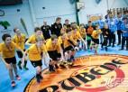 "Foto: Latvijas čempione vecuma grupā U12 - Kocēnu ""Rubene/KSS"""