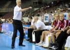 Foto: Latvijas basketbolistes zaudē Itālijai