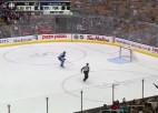 """Video: """"Iemet savos vārtos"""" bums sasniedzis arī NHL"""