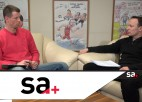Video: SA+ hokejs: Sorokins analizē hokeja izlases maiņu virknējumus