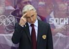 """Biļaļetdinovs: """"Izlasē bija visi labākie - Mozjakins olimpiādē netiktu līdz vārtiem"""""""