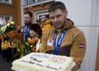 Siguldas pašvaldība saviem olimpiešiem piešķirs vairāk kā 23 000 eiro