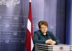 Latvijas olimpiešus pie sevis aicina Ministru prezidente