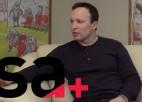 """Video: SA+ hokejs: Sorokins analizē """"Dinamo"""" iespējas uzvarēt """"Donbass"""""""