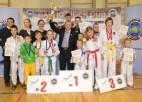 Rīgā aizvadītas starptautiskās bērnu un jaunatnes spēles