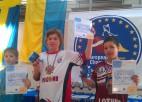 Raivis Miglinieks izcīna bronzu U-13 Eiropas čempionātā