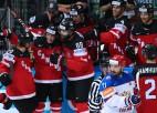 Šīgada pasaules hokeja čempionāta auditorija pārsniegusi miljardu cilvēku