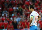 Krievijas izlases kapteinis Romans Širokovs beidz futbolista karjeru