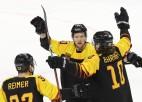Vācija raksta vēsturi un iekļūst olimpisko spēļu pusfinālā