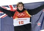 Jaunzēlandei izcila diena - 16 gadus veci olimpieši izcīna divas bronzas