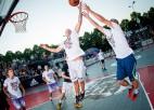 """28. jūnijā Grīziņkalnā notiks """"Ghetto Basket"""" trešā """"Zvaigžņu spēle"""""""