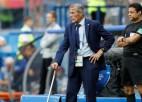 """71 gadu vecais """"El Maestro"""" Tavaress turpinās vadīt Urugvajas izlasi arī līdz Kataras PK"""