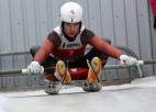 Latvijai zelts un bronza Eiropas Jaunatnes ziemas olimpiskajās spēlēs kamaniņu sportā