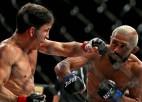 Figeiredo nokautē Benavidezu, UFC mušas svara tituls paliek vakants