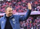 """""""Bayern"""" stūrmanis Fliks pēc """"Euro 2020"""" pārņems Vācijas izlases vadību"""