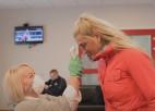 """Video: Latvijas Olimpiskajā vienībā pārbiedē Mūzi: """"37, ..."""""""