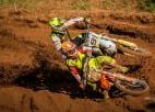 Karro izcīna uzvaru motokrosa sacensībās Gulbenē
