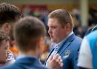 Latvijas U-17 volejbola izlase gatavojas pārbaudes spēlēm pirms EČ finālturnīra