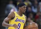 ''Grizzlies'' izpērk Rondo līgumu, aizsargs atgriezīsies ''Lakers''