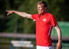 Bijušais Latvijas izlases futbolists Bulvītis noslēdzis karjeru