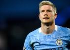 """""""Manchester City"""" līderis De Breine pagarina līgumu līdz 2025. gadam"""