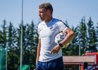 ''Grobiņa'' minimāli uzvar ''Dinamo Rīga'' un izcīna svarīgus trīs punktus