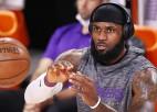 """Video: """"NBA Desktop"""" publicē dziesmu: """"Ir laiks sākt finālus"""""""