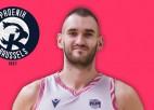Iļjinam 12 punkti zaudējumā Beļģijā, Bagatska ''Kyiv basket'' zaudē Ukrainā