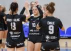 RVS/LU uzvar un iekļūst Baltijas līgas finālā, Jelgavas volejbolistes finišē sestās