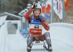 Aparjodei 7. vieta, aiz muguras Tīruma, uzvaru Altenbergā svin Ivanova
