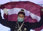 Pekinas olimpiskajās spēlēs Latvijai prognozē zeltu un divas bronzas