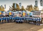 Māris Saukāns Dakaras rallijā rūpēsies par Kamaz komandas loģistiku