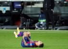 """""""Barcelona"""" pussargs Koutinju nespēlēs vismaz līdz aprīlim"""